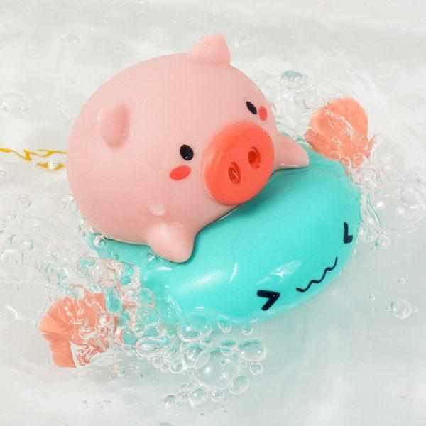 חזירון שחיין 2