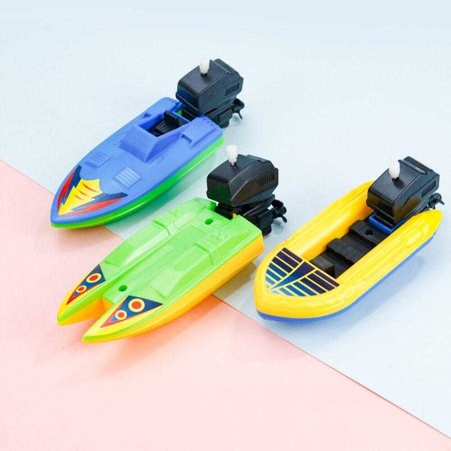 סירת מנוע לאמבטיה 3