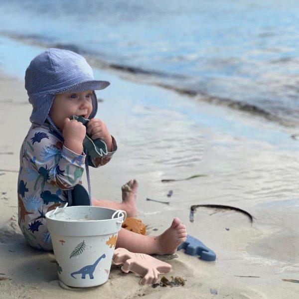 צעצועי חוף דינוזאור 4