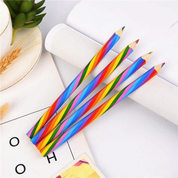 עפרונות צבעוניים 7