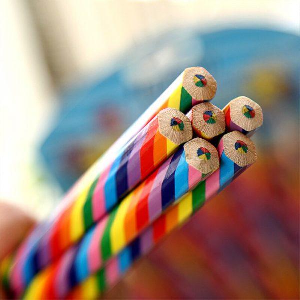עפרונות צבעוניים 5