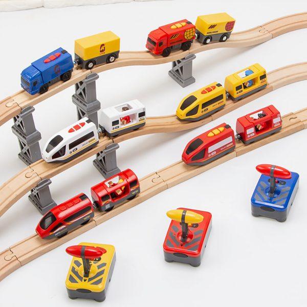 רכבת חשמלית 4