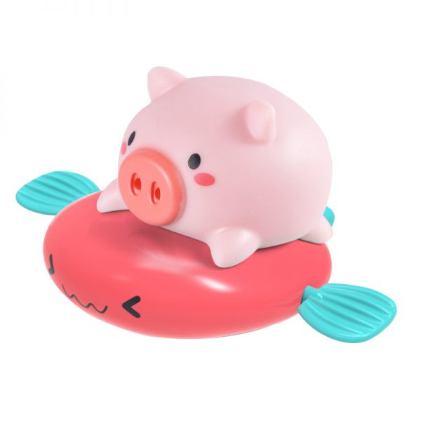 חזירון שחיין 9
