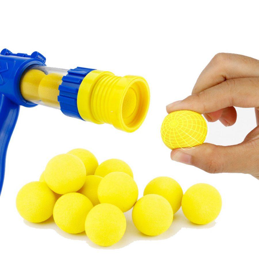 אקדח אוויר כדורים 4